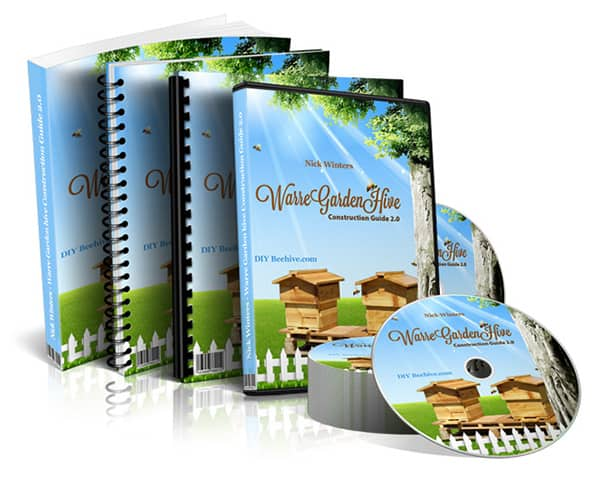 The Warre Garden Hive Guide Set