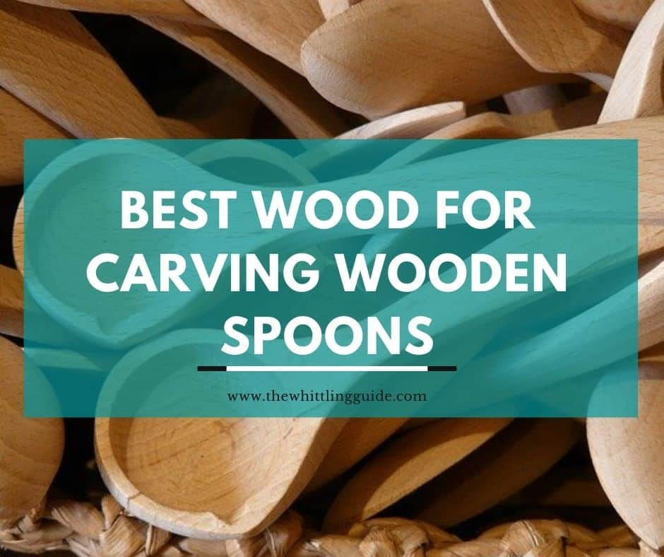 Best Wood for Carving Wooden Spoons